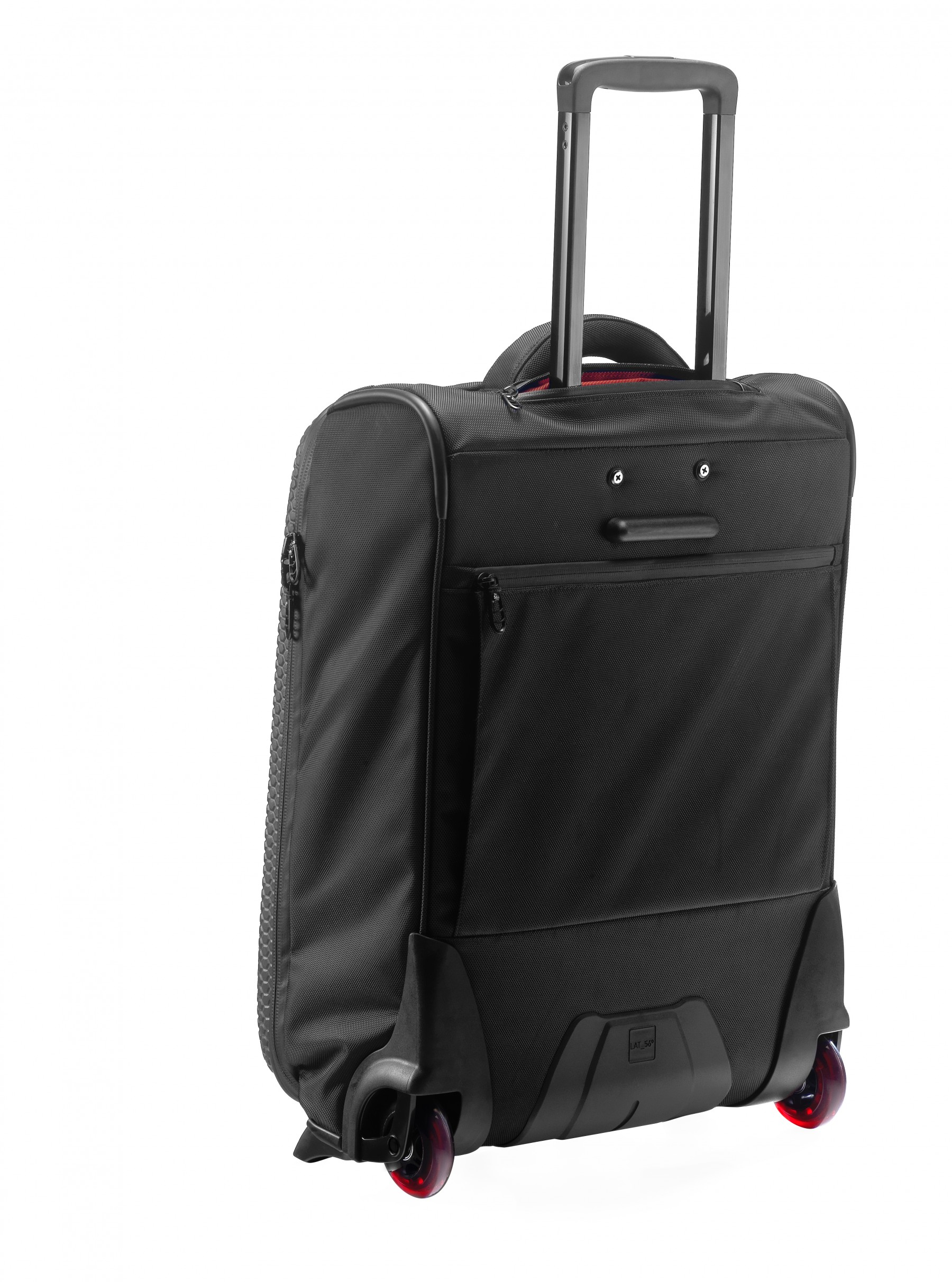 RW_01 - ROAD WARRIOR Carry-On Suitcase Cabin Bag (2-Wheel) with ...