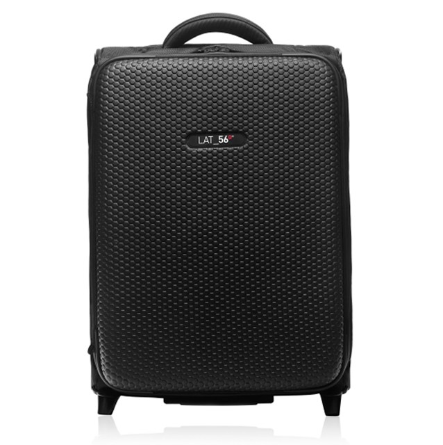 RW_01.3 - ROAD WARRIOR CARRY-ON SUITCASE (2-WHEEL) WITH GARMENT BAG
